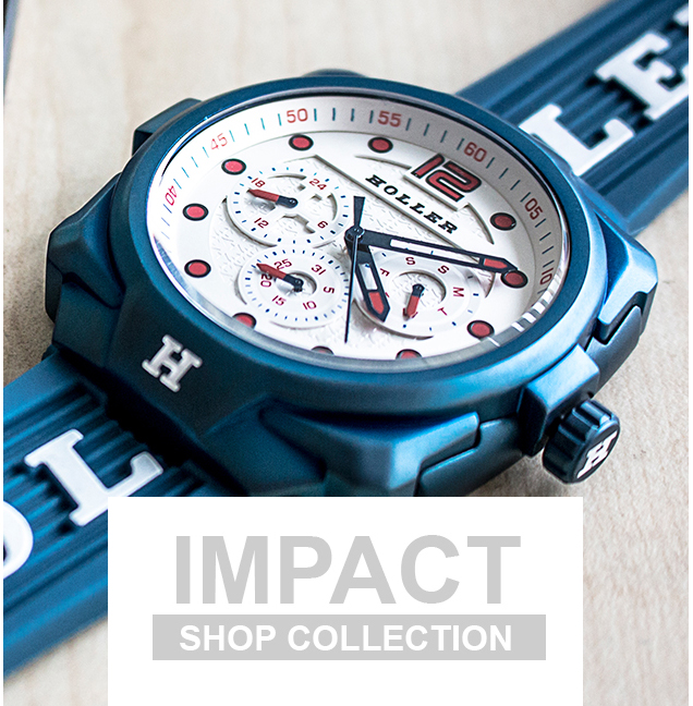 View the Holler Impact Watch Collection