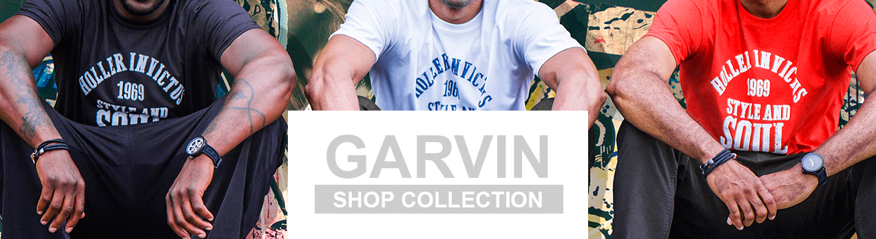 View the Holler Garvin T-Shirt Collection