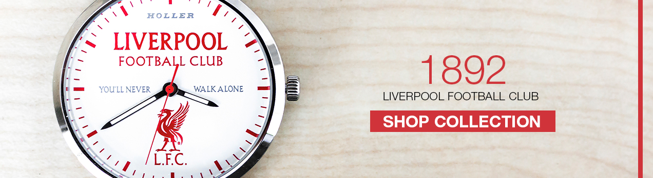 View the Holler LFC 1892 Watch Collection