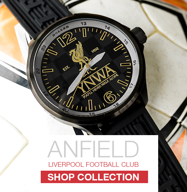 View the Holler LFC Anfield Watch Collection