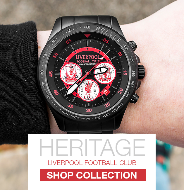 View the Holler LFC Heritage Watch Collection
