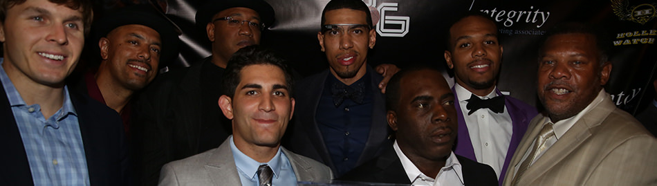 Holler Sponsors Danny Green Event