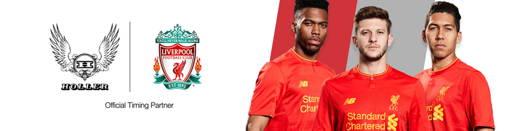 Holler - The Official Timing Partner of Liverpool FC