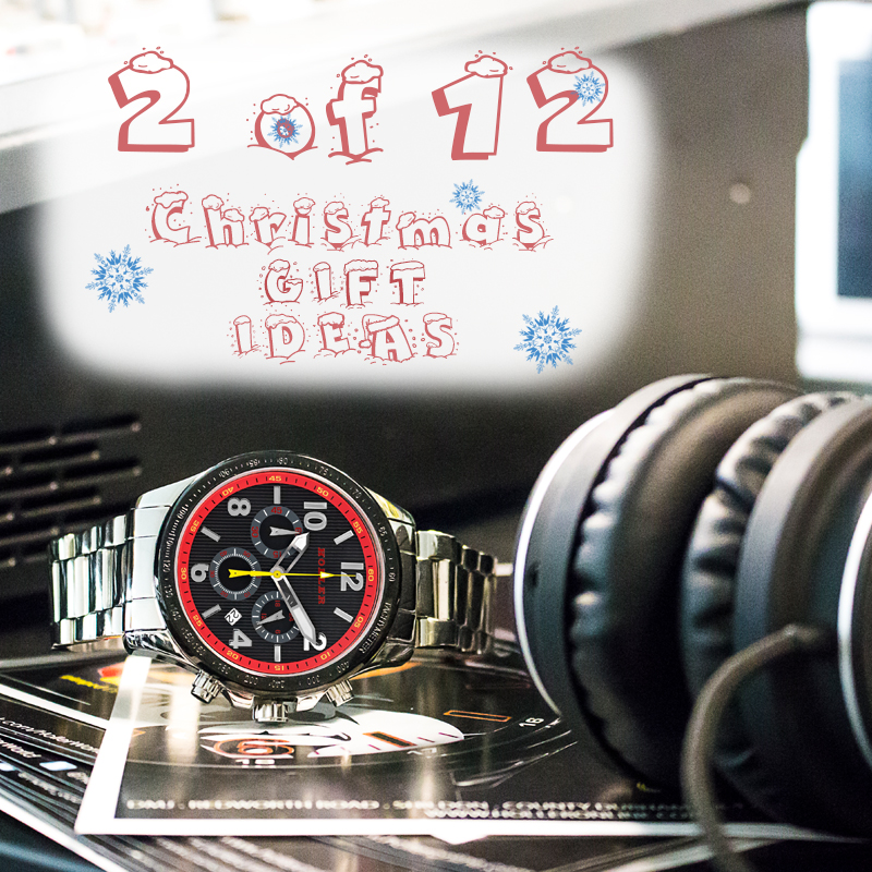 5 Reasons why a watch is the perfect Christmas present!