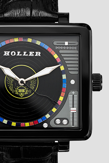 the official holler website watches jewellery and apparel